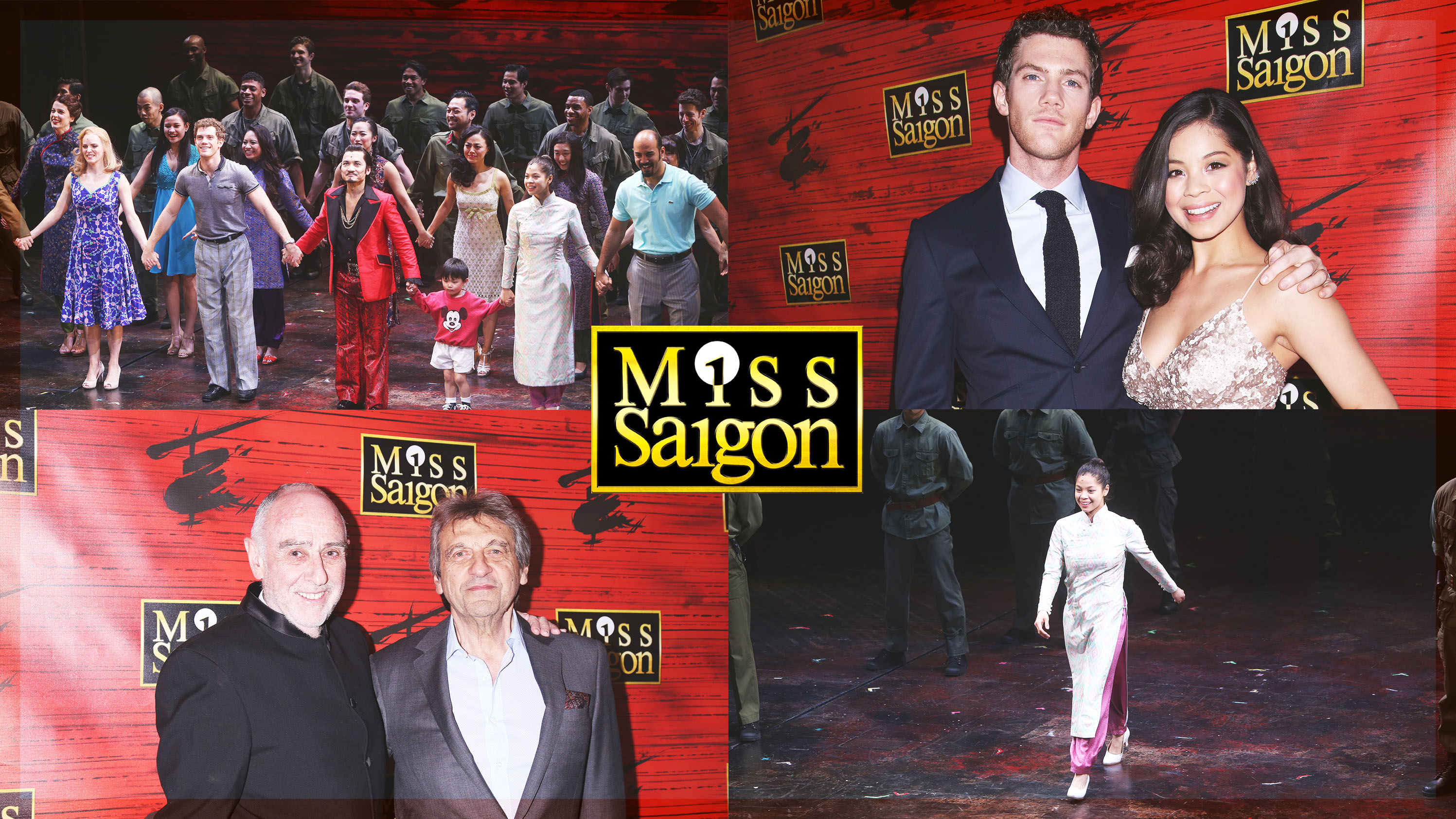 See Miss Saigon Revival S Opening Night On Broadway Playbill