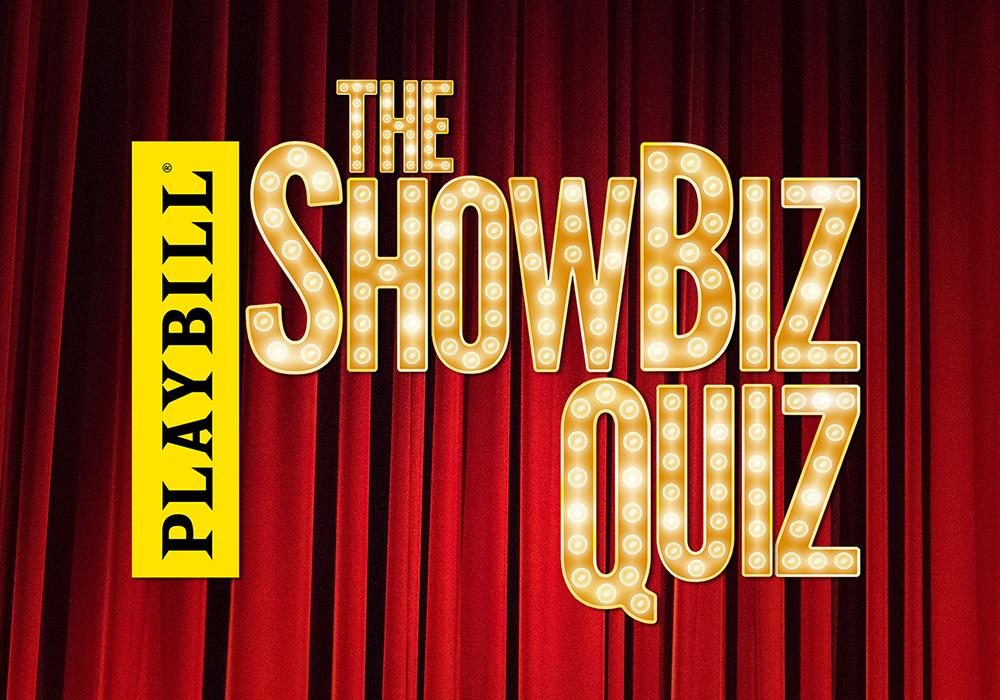 The ShowBiz Quiz