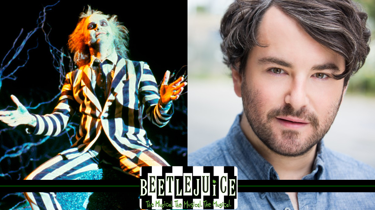 Meet The Cast Of The Broadway Bound Beetlejuice Musical Playbill