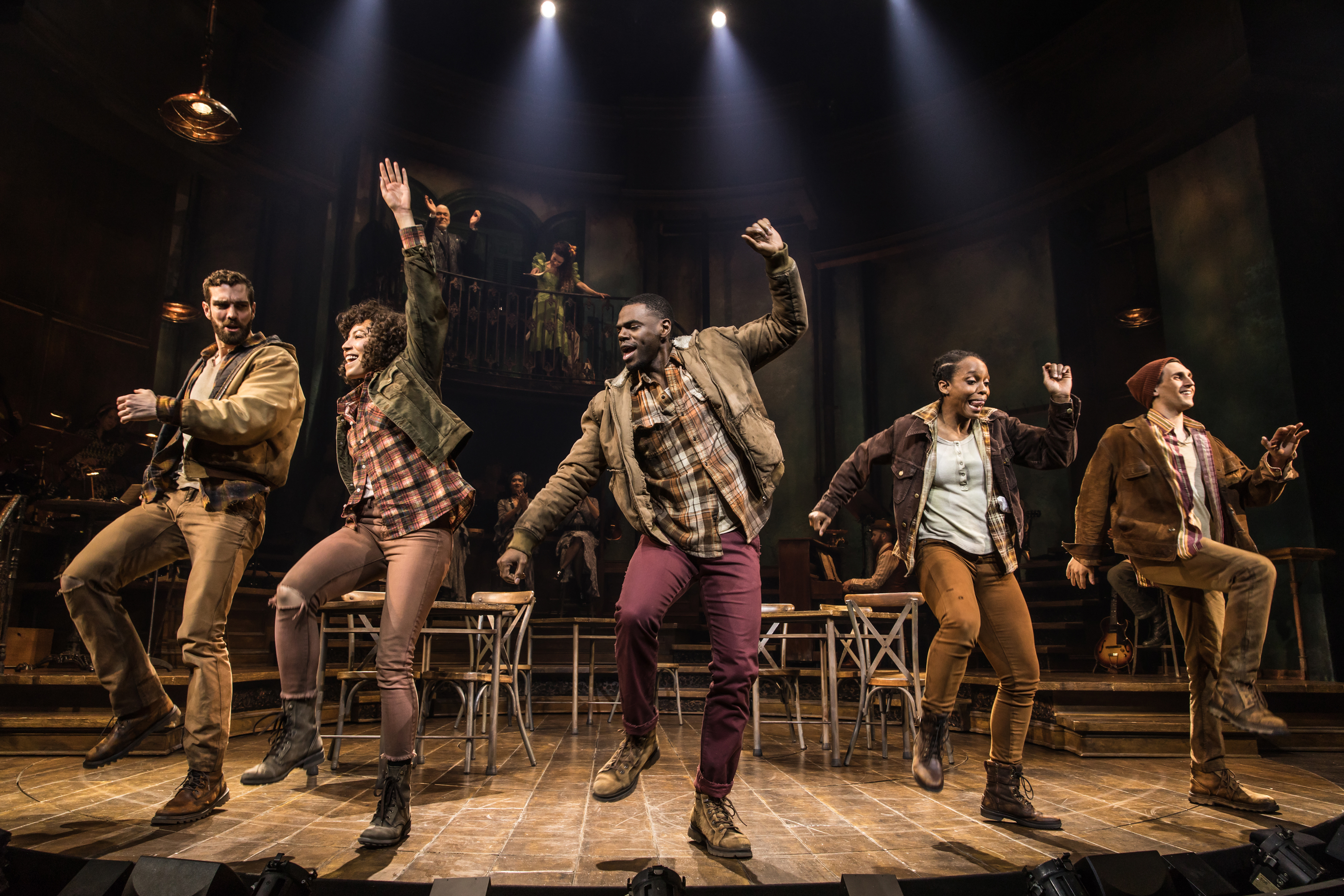 Hadestown Beetlejuice Tina The Tina Turner Musical More Participating In The Broadway League S High School Broadway Shadowing Program Playbill