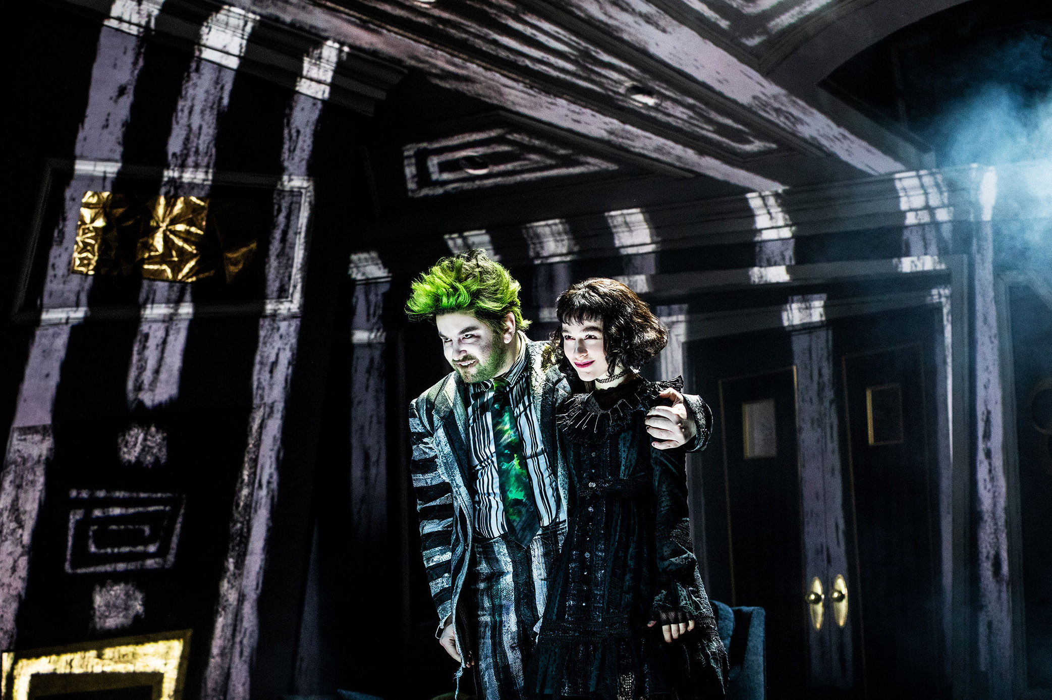 Beetlejuice Musical To Be Licensed Worldwide By Music Theatre International Playbill