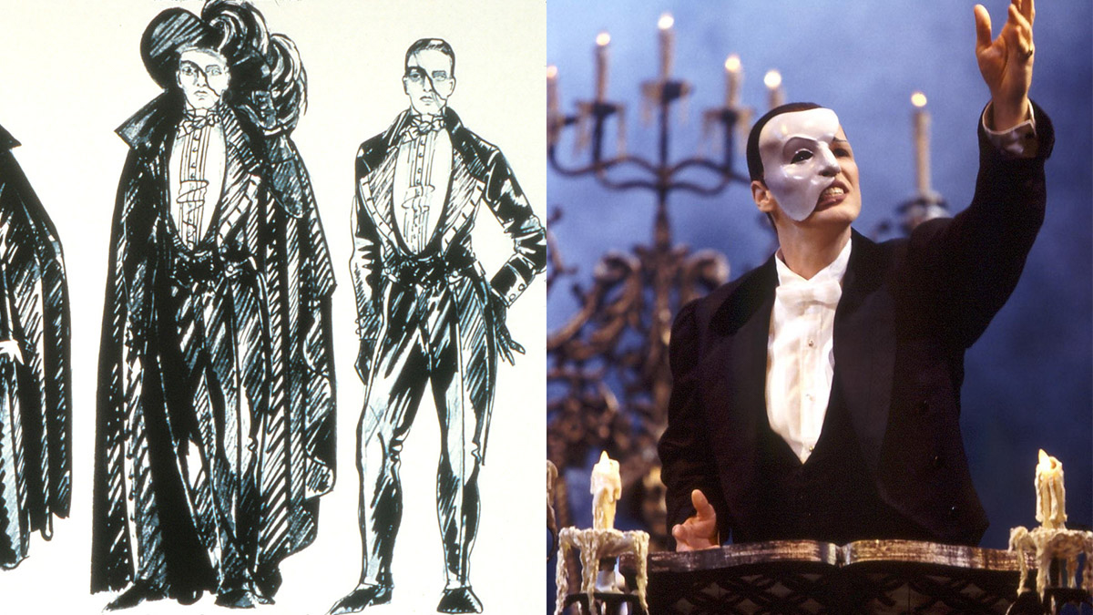 Inside The Tony Winning Costume Design Of Broadway S The Phantom Of The Opera Playbill
