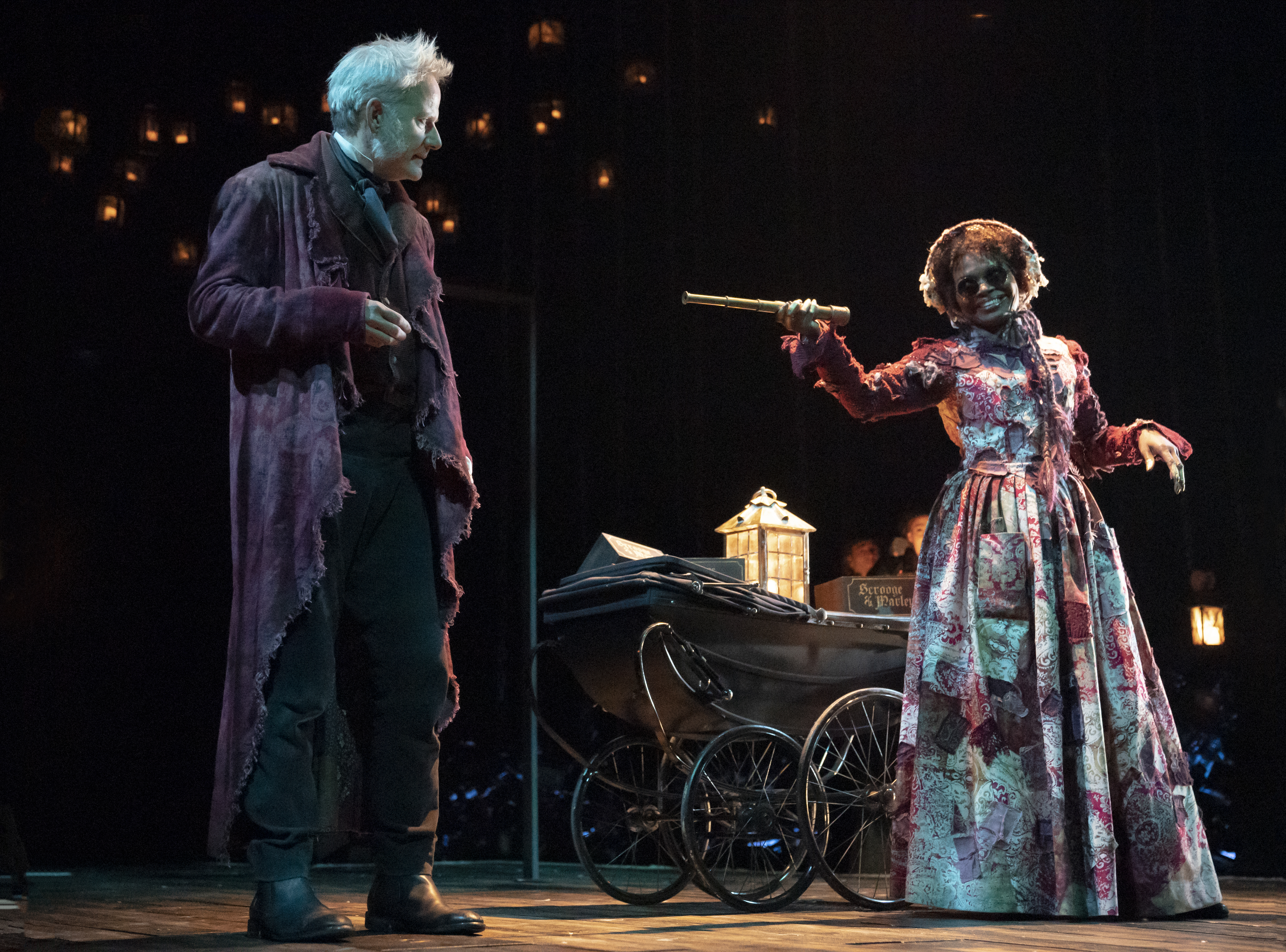 A Christmas Carol Play 2020 A Christmas Carol Aims to Return to Broadway in 2021 | Playbill