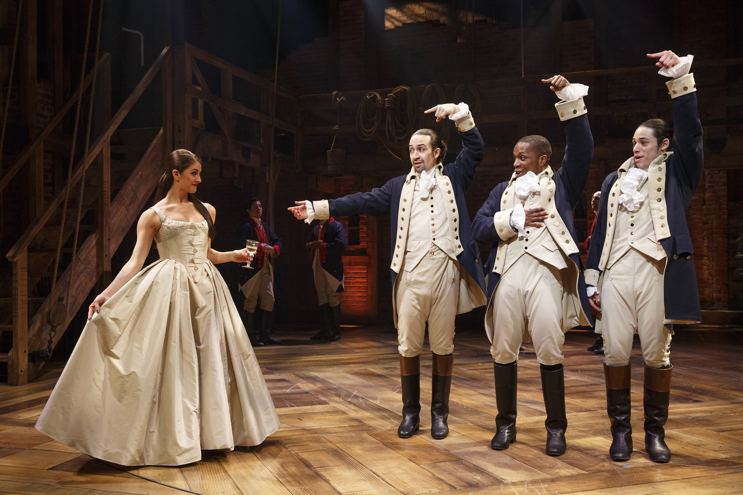 New Block Of Hamilton Tickets Will Go On Sale To Public Tonight Playbill