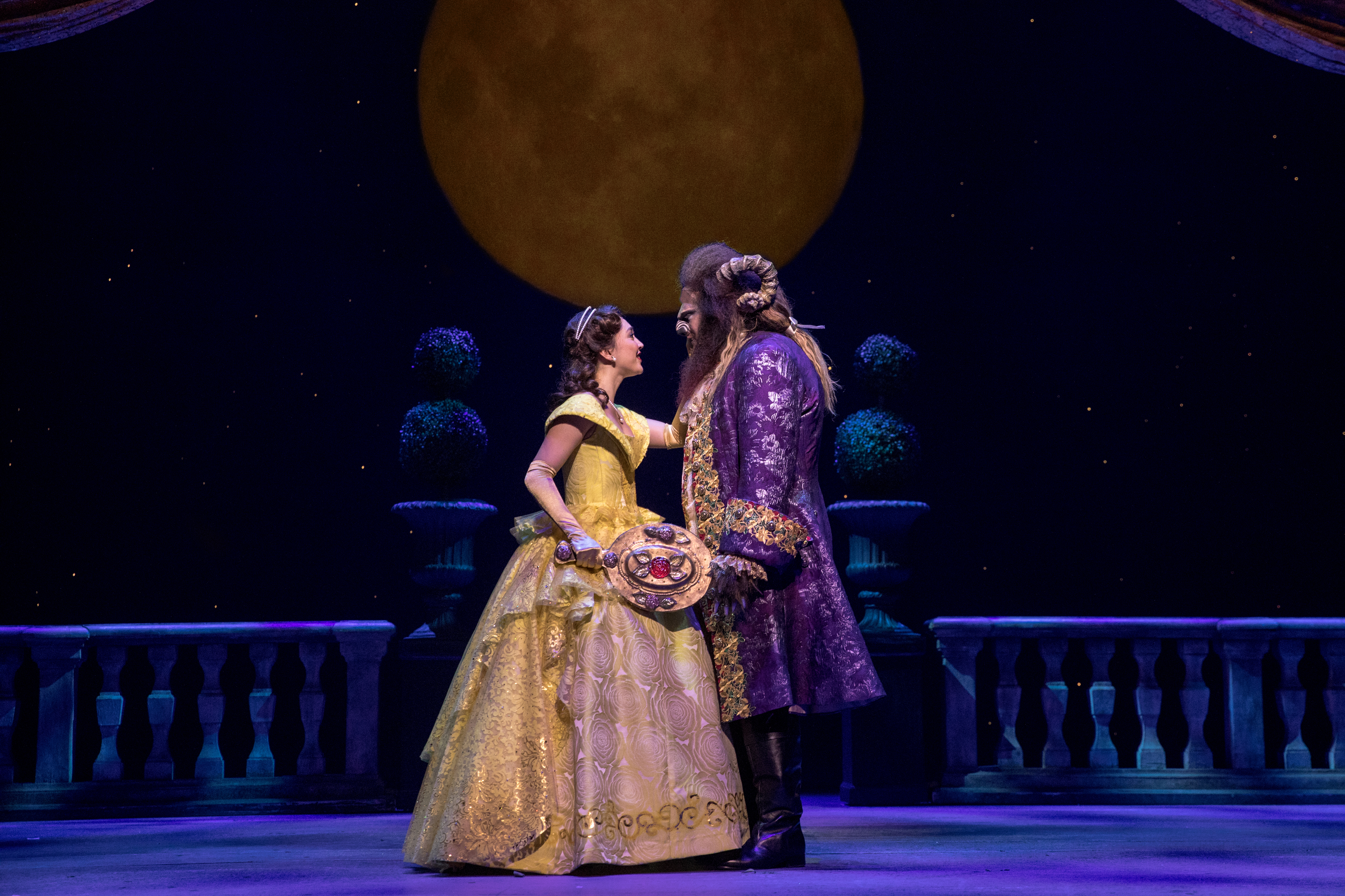 Disney Plans Beauty And The Beast International Production Playbill