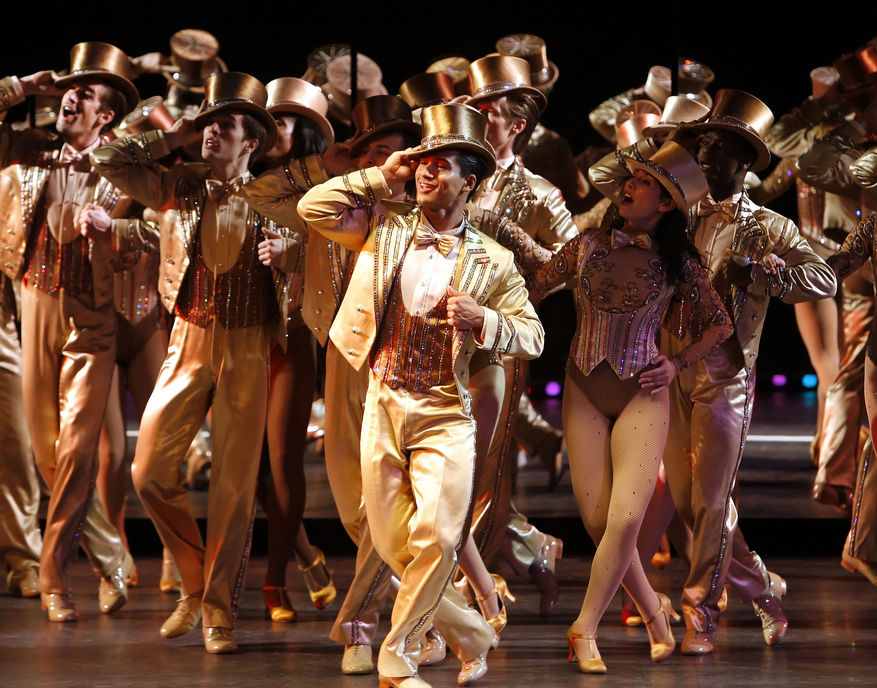 Look Back To Mario Lopez S Broadway Debut In A Chorus Line Playbill