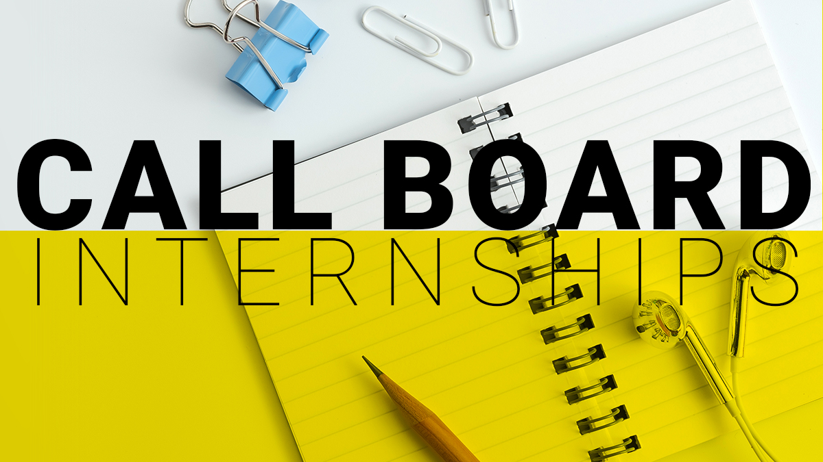 Over 100 Theatrical Internships You Can Apply For Playbill