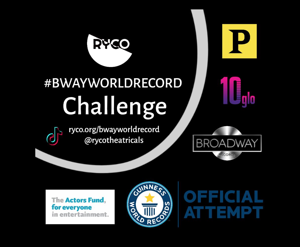 #BWAYWORLDRECORD Challenge