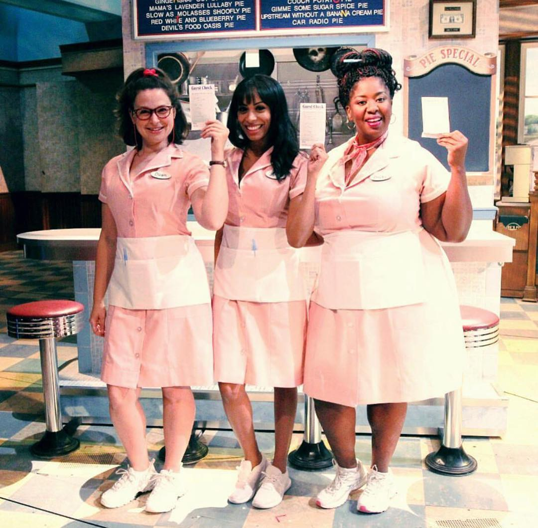 Why Waitress Change To Pink Uniforms Is A Bigger Deal Than You Think Playbill
