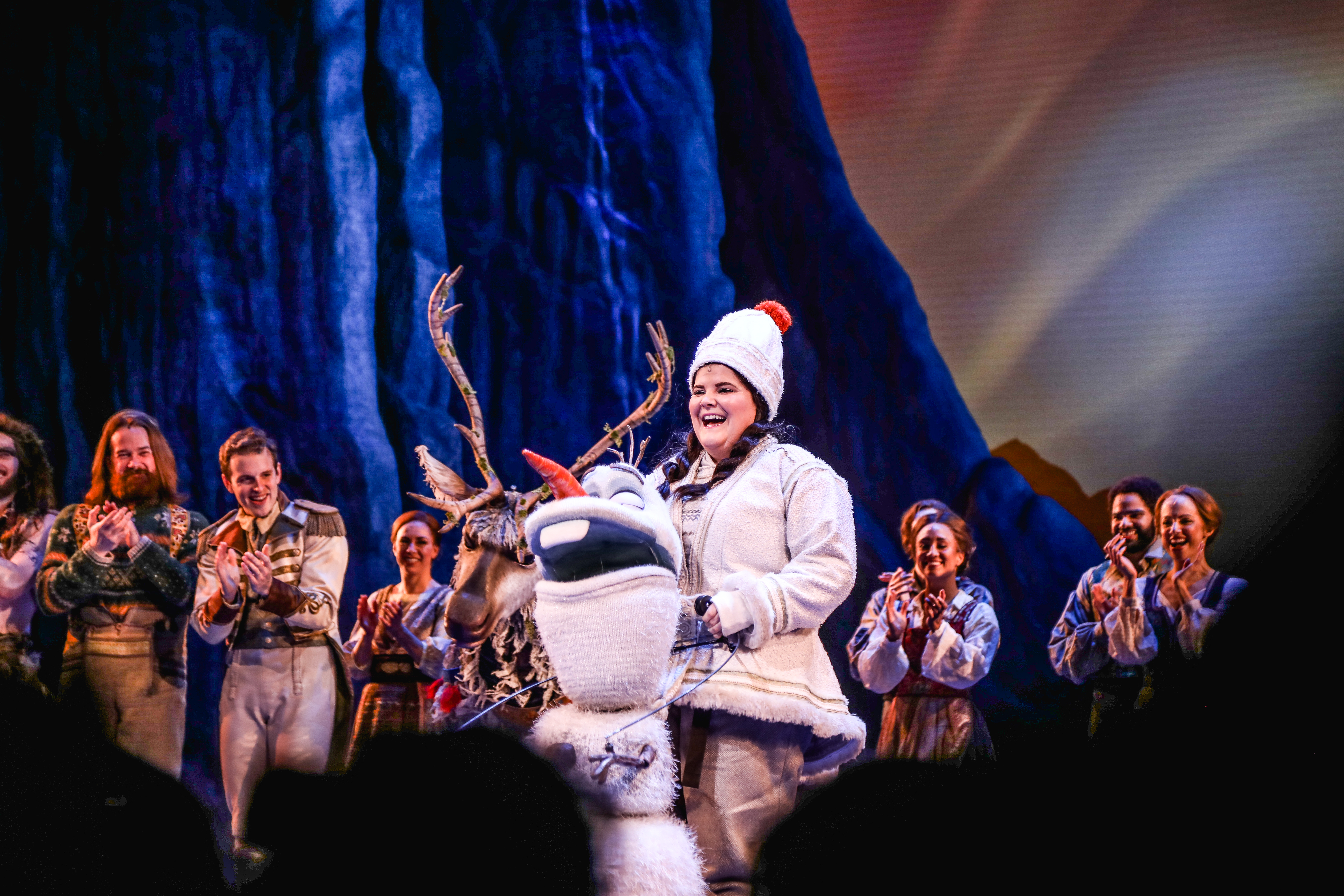 Stars From Frozen Aladdin The Lion King Set For July 25 Broadway In Bryant Park Playbill