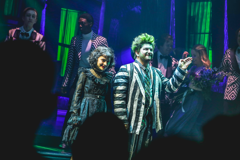 Beetlejuice To Record Original Broadway Cast Recording Playbill