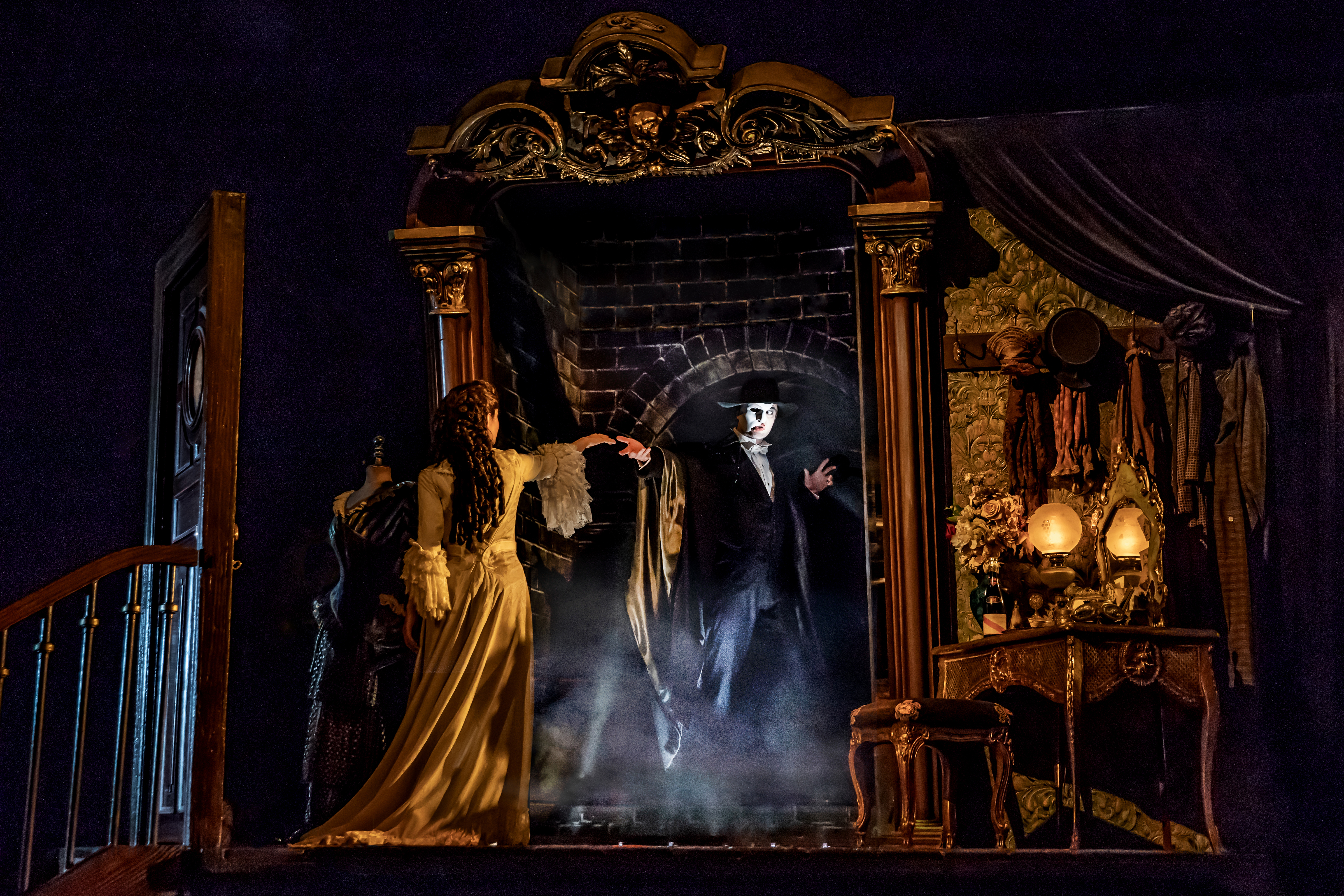 How Phantom Of The Opera Still Runs Flawlessly After All These