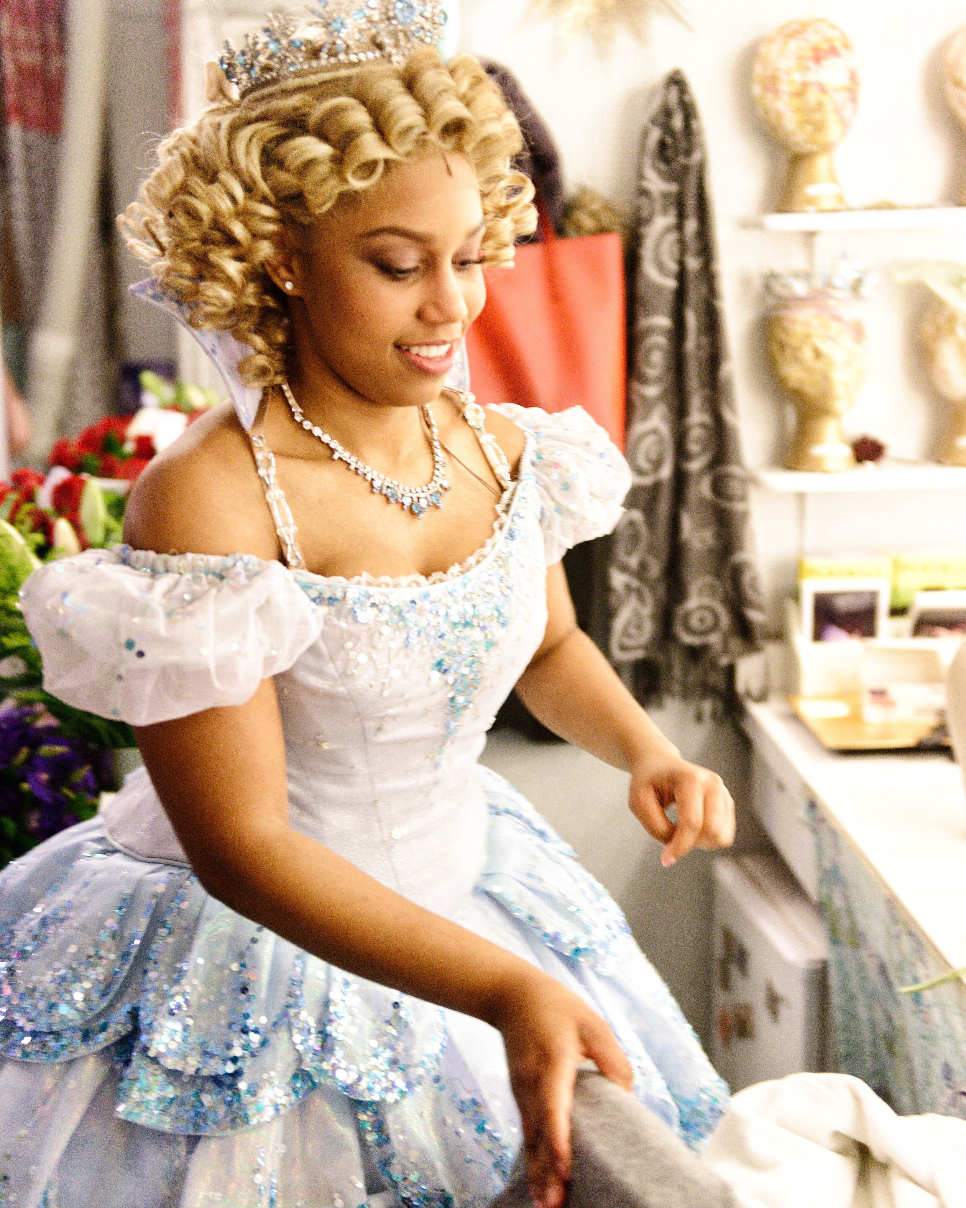 Inside Brittney Johnson S Whirlwind Experience Going On As Wicked S First Glinda Of Color Playbill