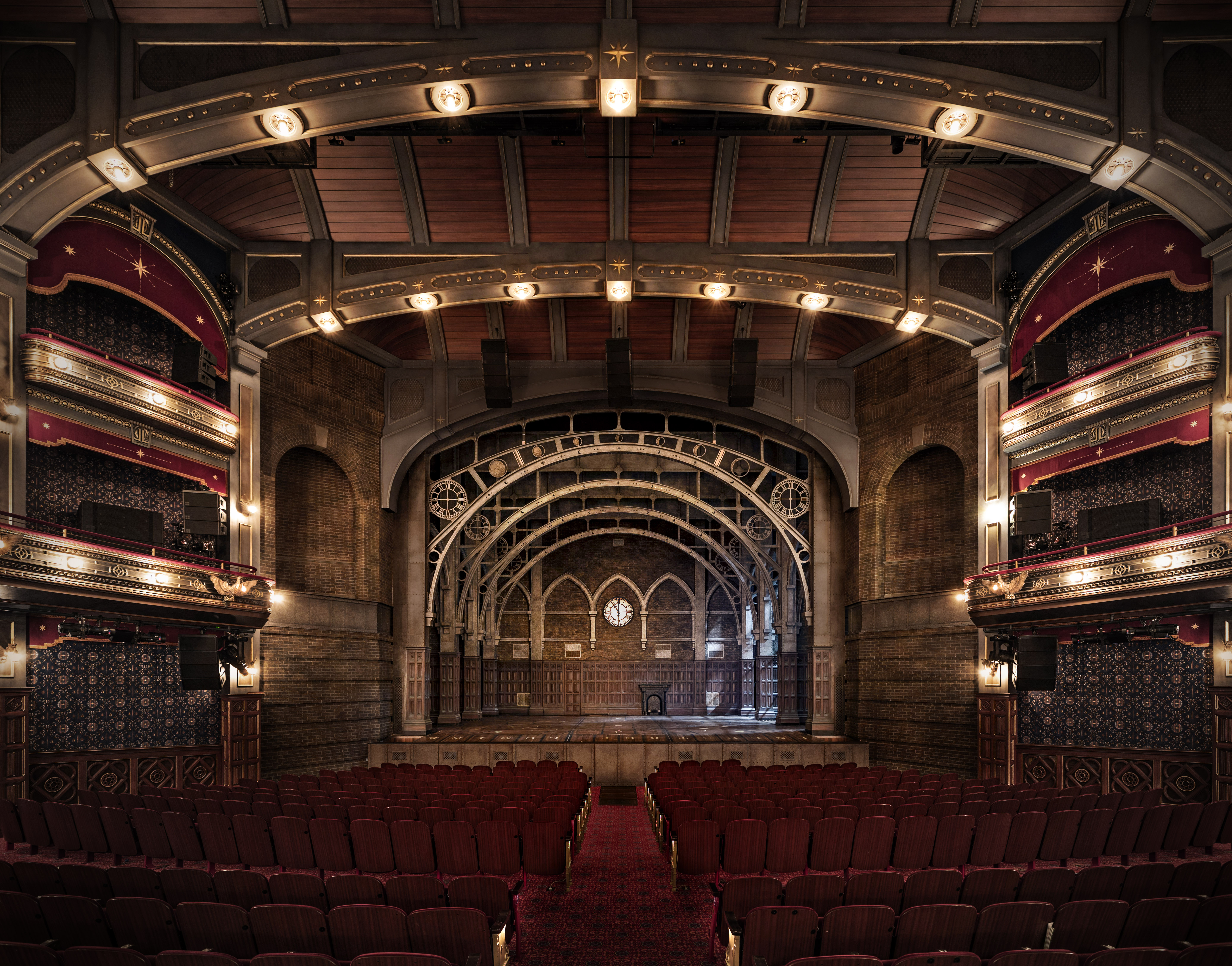 Look Inside Broadway S Newly Renovated Lyric Theatre Playbill