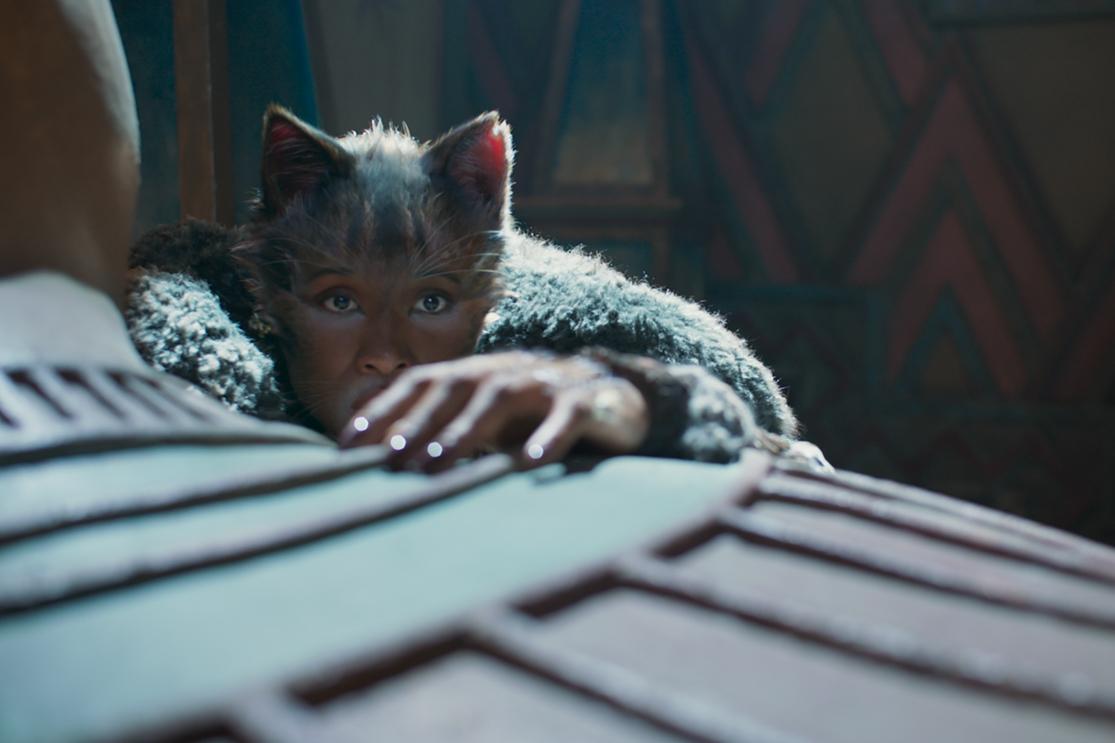 Listen To Cats Star Jennifer Hudson Belt Out Memory Playbill