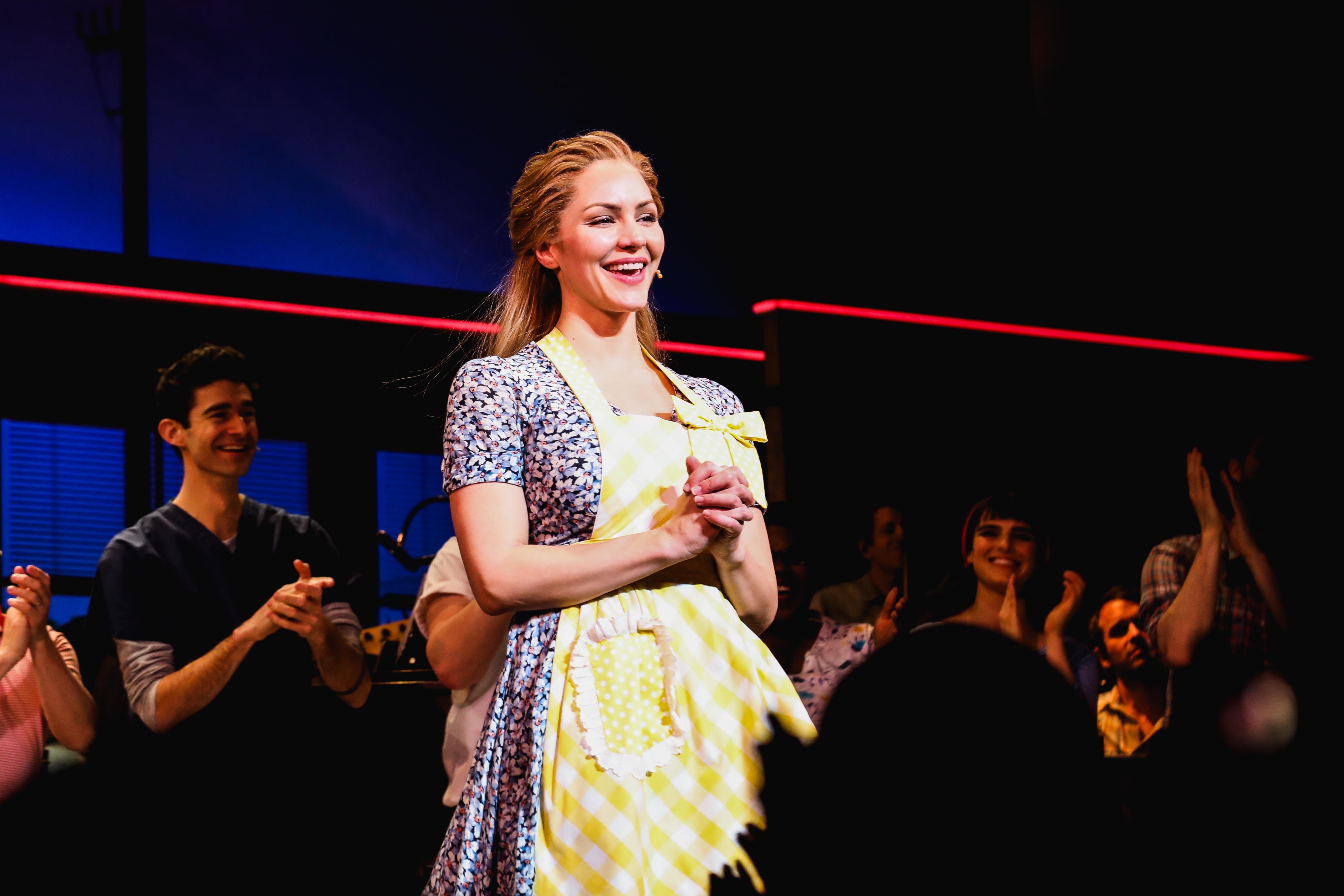 Katharine Mcphee Is Waitress Final Jenna On Broadway Returning November 25 Playbill