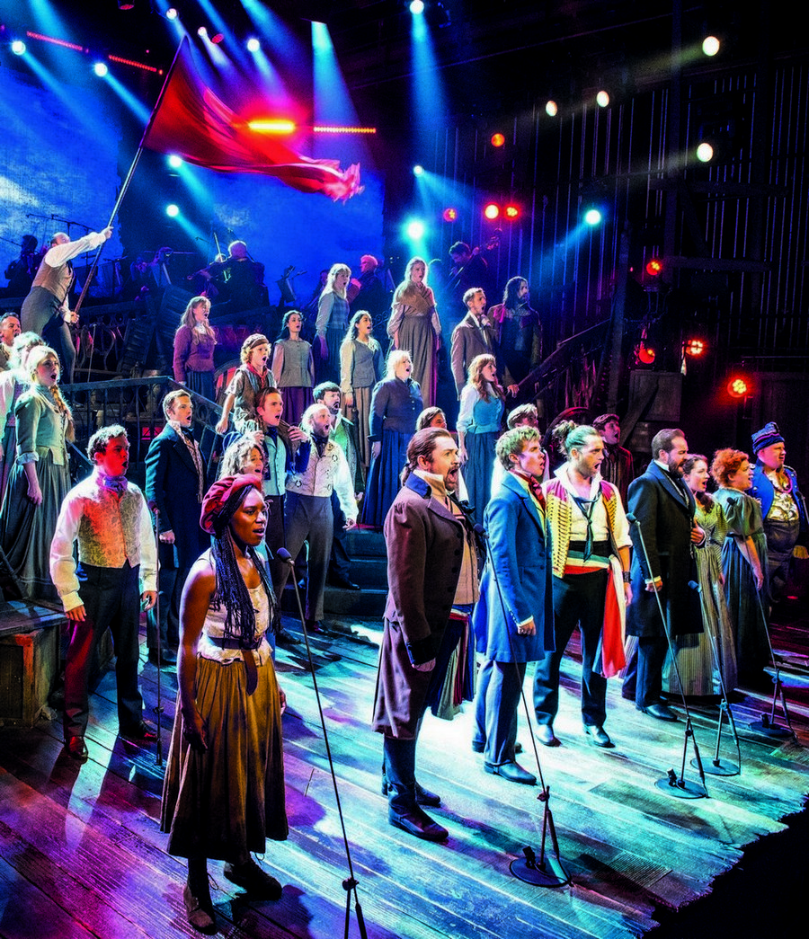 What Do Critics Think Of The New Les Miserables In London Playbill