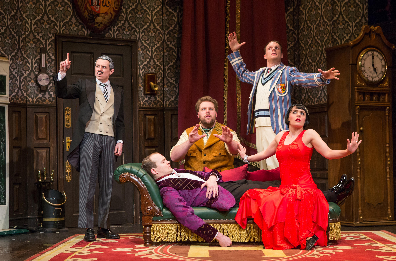 Mischief Theatre Company Christmas 2020 Mischief Theatre Company's A Christmas Carol Gone Wrong Hits the