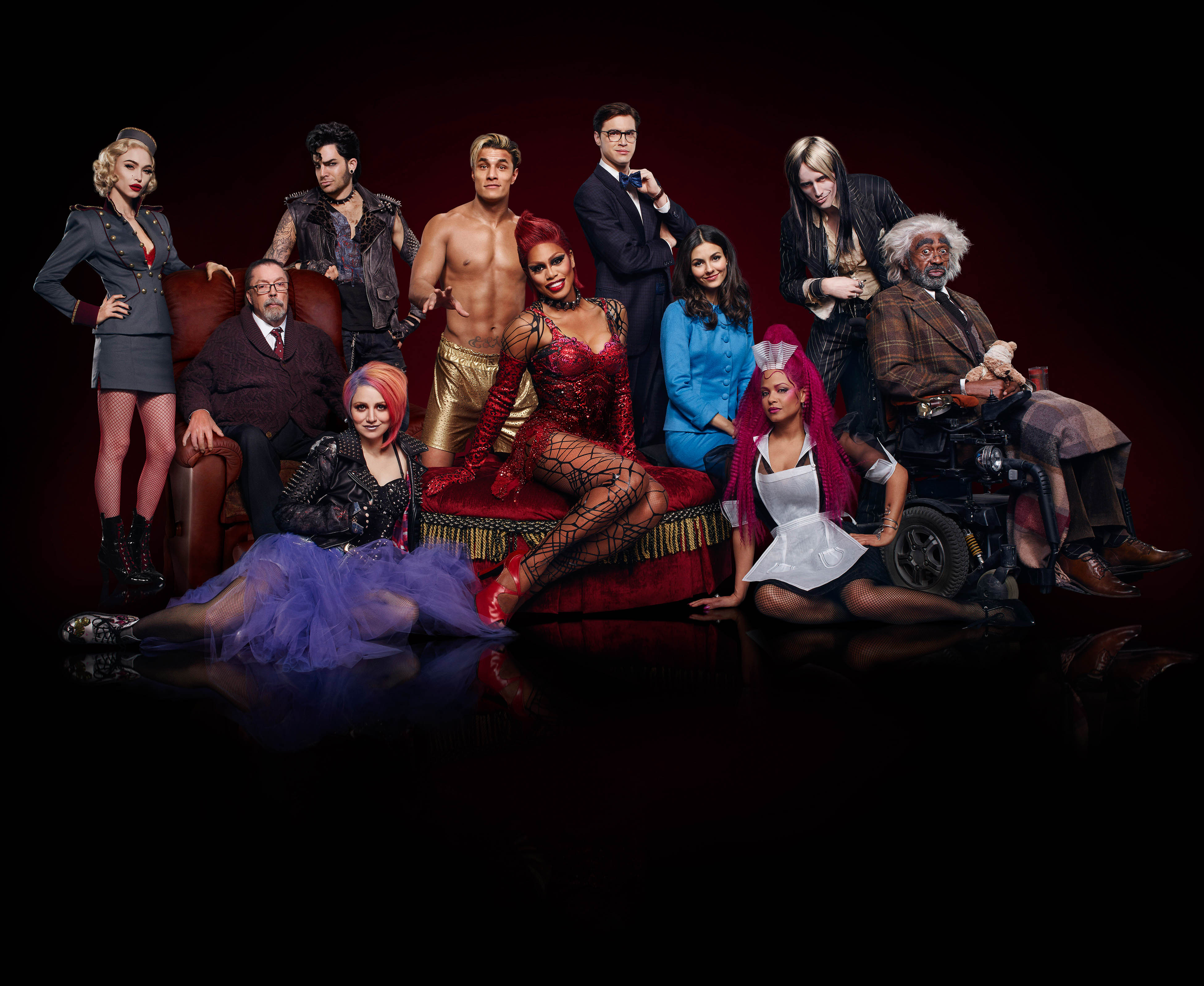 Rocky Horror Picture Show Halloween 2020 The Virgin's Guide to Rocky Horror Callouts | Playbill