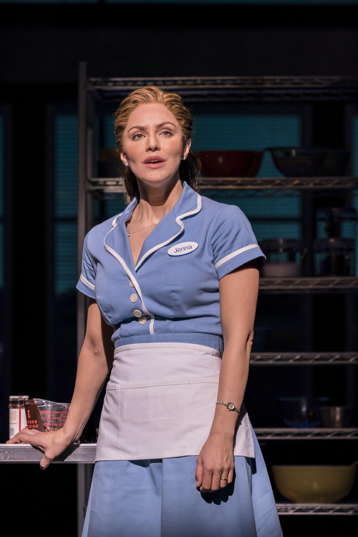 Katharine Mcphee Sets Final Date In London S Waitress Playbill