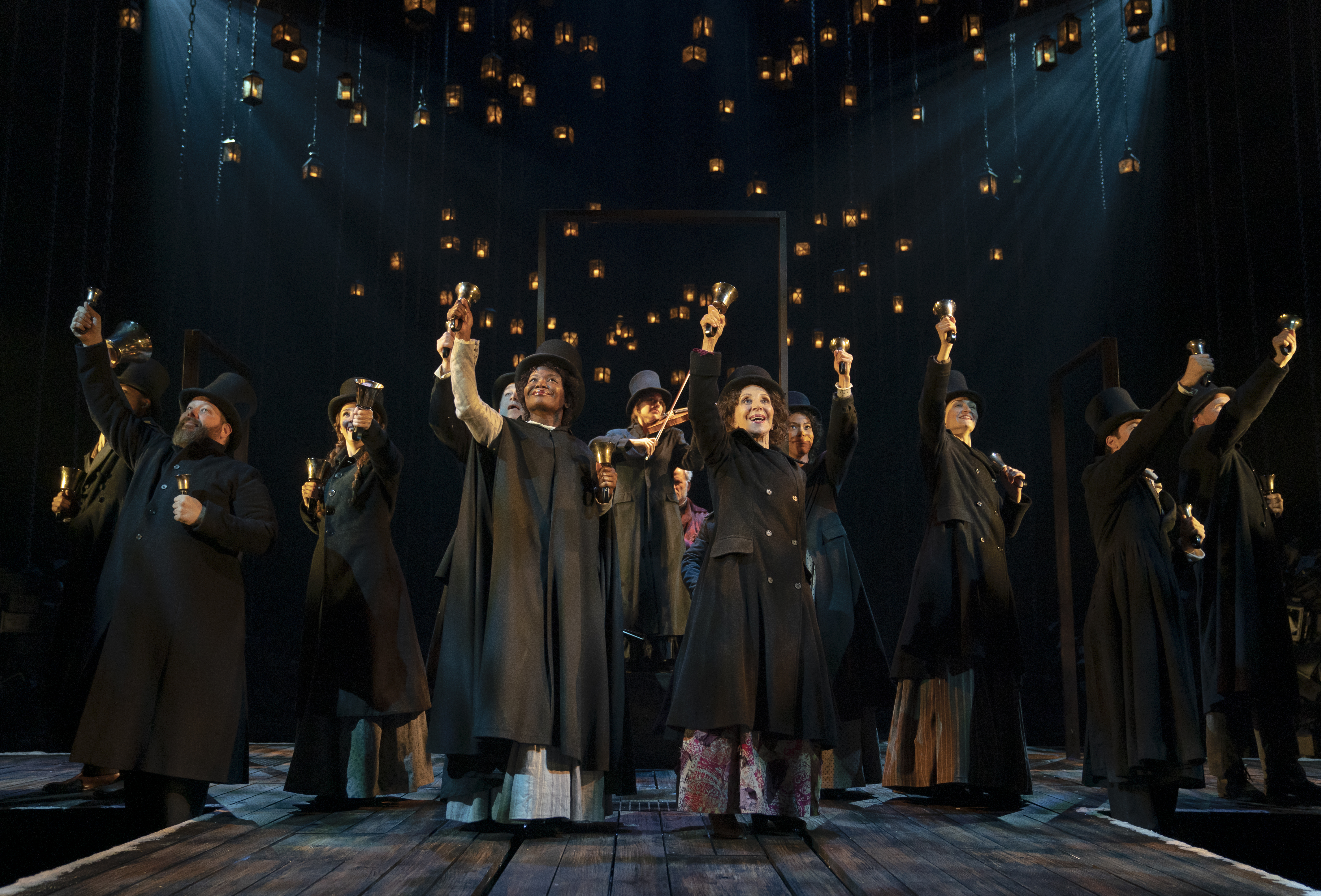 Jack Thorne's Adaptation of A Christmas Carol Will Stream Live