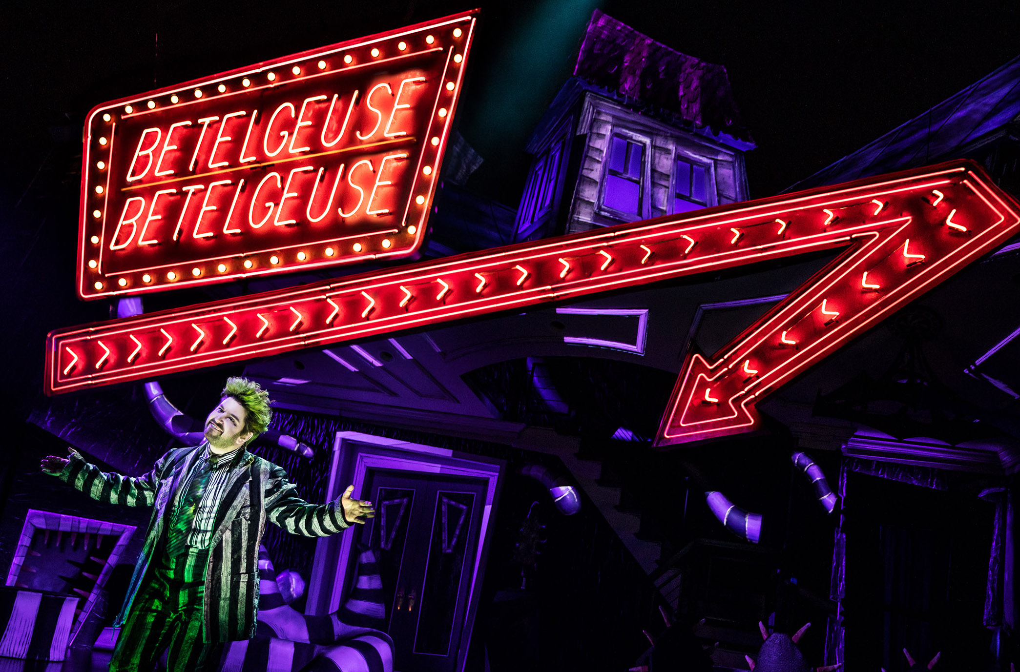 How Beetlejuice Come From Away And Frozen Are Livening Up Video Conferences Playbill